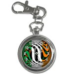 Ireland Key Chain Watch