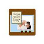 fathers day - Magnet (Square)