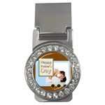 father day - Money Clip (CZ)