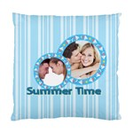 summer time - Standard Cushion Case (One Side)