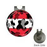 Austria Golf Ball Marker Hat Clip