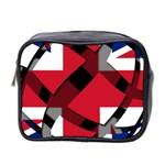 United Kingdom Mini Toiletries Bag (Two Sides)