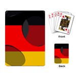 Germany Playing Cards Single Design