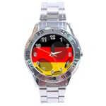 Germany Stainless Steel Analogue Men's Watch