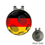 Germany Golf Ball Marker Hat Clip
