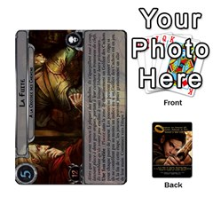 Lotr Branching Paths By Lefebvre   Playing Cards 54 Designs   Oskjty6cg4a3   Www Artscow Com Front - Diamond2