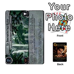 Lotr Branching Paths By Lefebvre   Playing Cards 54 Designs   Oskjty6cg4a3   Www Artscow Com Front - Club2