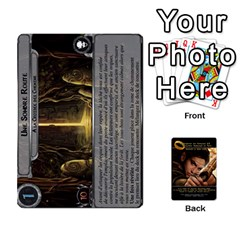Lotr Branching Paths By Lefebvre   Playing Cards 54 Designs   Oskjty6cg4a3   Www Artscow Com Front - Joker2