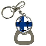 Finland Bottle Opener Key Chain