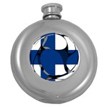 Finland Hip Flask (5 oz)