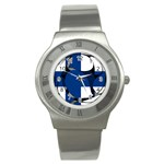 Finland Stainless Steel Watch