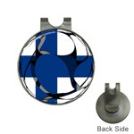 Finland Golf Ball Marker Hat Clip