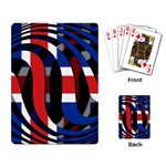 Iceland Playing Cards Single Design