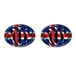 Iceland Cufflinks (Oval)