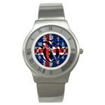 Iceland Stainless Steel Watch