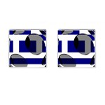 Greece Cufflinks (Square)