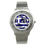 Greece Stainless Steel Watch