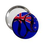 New Zealand 2.25  Handbag Mirror