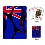 New Zealand Playing Cards Single Design
