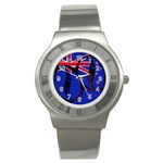 New Zealand Stainless Steel Watch
