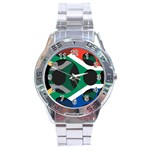 South Africa Stainless Steel Analogue Men's Watch