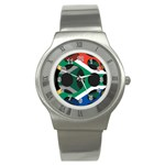 South Africa Stainless Steel Watch