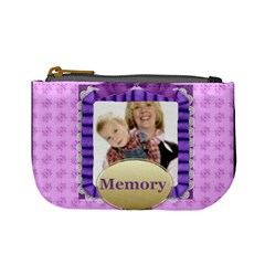 Memory By Joely   Mini Coin Purse   Je78xltohhyc   Www Artscow Com Front