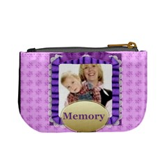 Memory By Joely   Mini Coin Purse   Je78xltohhyc   Www Artscow Com Back