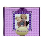 memory - Cosmetic Bag (XL)