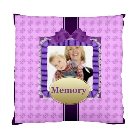 Memory By Joely   Standard Cushion Case (one Side)   7l1od7zzfe93   Www Artscow Com Front