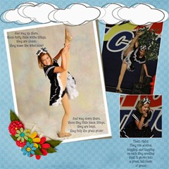 Bethany Dance 2011 By Echo Kirkland   Scrapbook Page 12  X 12    Rkn89tlb6vax   Www Artscow Com 12 x12 Scrapbook Page - 22