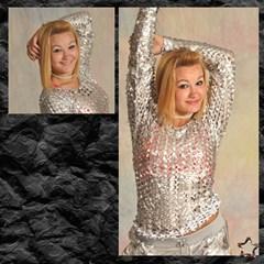 Lysney 2011 Dance By Echo Kirkland   Scrapbook Page 12  X 12    0m2umpb4oeyb   Www Artscow Com 12 x12 Scrapbook Page - 16