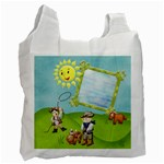 Little Heaven Recycle Bag 2 - Recycle Bag (One Side)