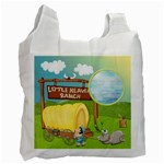 Little Heaven Recycle Bag 3 - Recycle Bag (One Side)