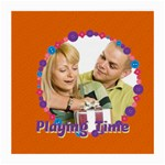 playing time - Medium Glasses Cloth