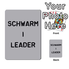 Bag The Hun Card   Axis By Agentbalzac   Multi Purpose Cards (rectangle)   Gh4cmvpa1kog   Www Artscow Com Front 28