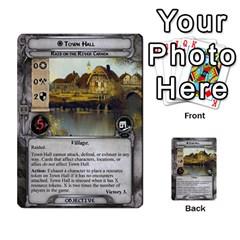 Feonixrocks By Jamie Browning   Multi Purpose Cards (rectangle)   Arj14rdg4xbb   Www Artscow Com Front 9