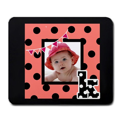 Baby Mousepad By Lmrt   Large Mousepad   59q0hqosvzx5   Www Artscow Com Front