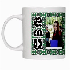 Graduation Coffee Mug By Lmrt   White Mug   Xt9hj6vb79o2   Www Artscow Com Left