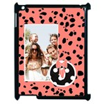 Animal Print iPad 2 Case - Apple iPad 2 Case (Black)