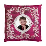 Magenta cushion cover single side - Standard Cushion Case (One Side)