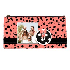 Animal Print Pencil Pouch By Lmrt   Pencil Case   C03a8k155wc1   Www Artscow Com Front