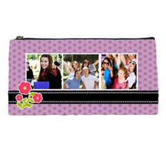Purple Pencil Case By Lmrt   Pencil Case   Utzhdx61zody   Www Artscow Com Front