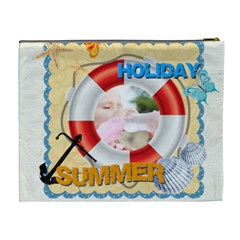 Summer By Joely   Cosmetic Bag (xl)   Ujwixzj1isib   Www Artscow Com Back