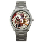 Cards anyone Sports Watch - Sport Metal Watch