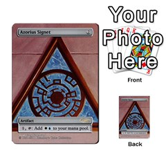 Artifacts To Disfigure By Ben Hout   Multi Purpose Cards (rectangle)   1sfkqdh7xw7a   Www Artscow Com Front 19
