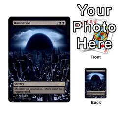 Dismember To Counterspell By Ben Hout   Multi Purpose Cards (rectangle)   U5o33adf70ab   Www Artscow Com Front 6