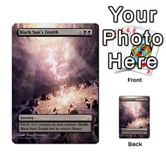 Dismember To Counterspell By Ben Hout   Multi Purpose Cards (rectangle)   U5o33adf70ab   Www Artscow Com Front 13