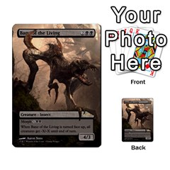 Dismember To Counterspell By Ben Hout   Multi Purpose Cards (rectangle)   U5o33adf70ab   Www Artscow Com Front 15