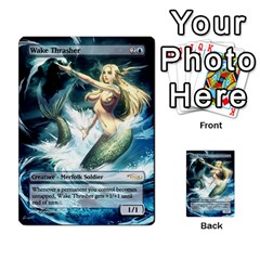 Dismember To Counterspell By Ben Hout   Multi Purpose Cards (rectangle)   U5o33adf70ab   Www Artscow Com Front 16